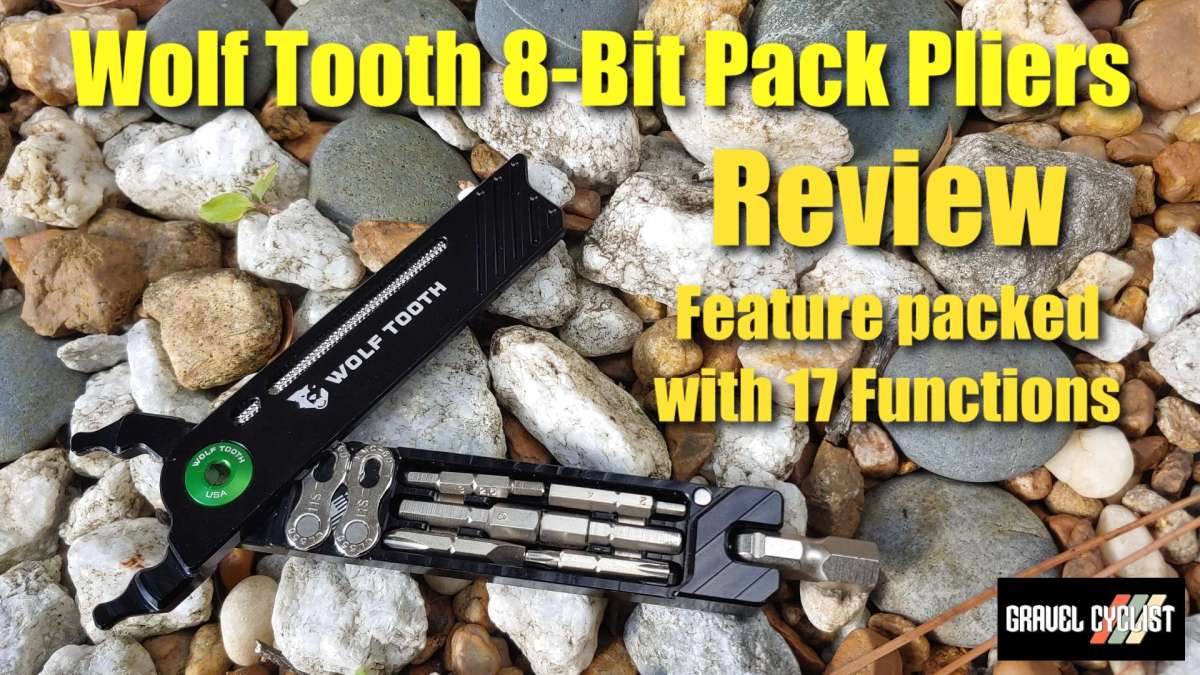 Wolf Tooth 8-Bit Pack Pliers Review