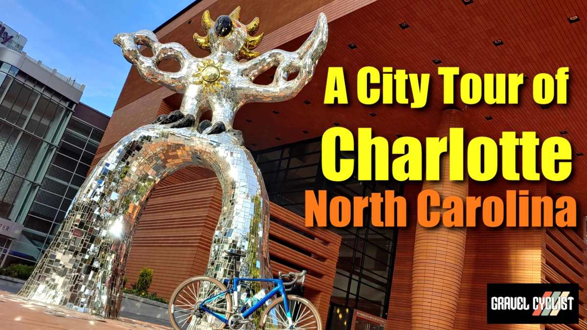 city tour of charlotte north carolina