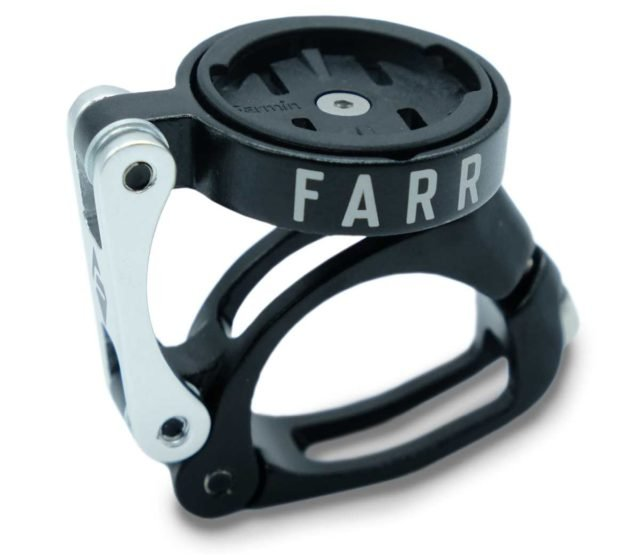 farr gps mount carbon aero bolt-on review