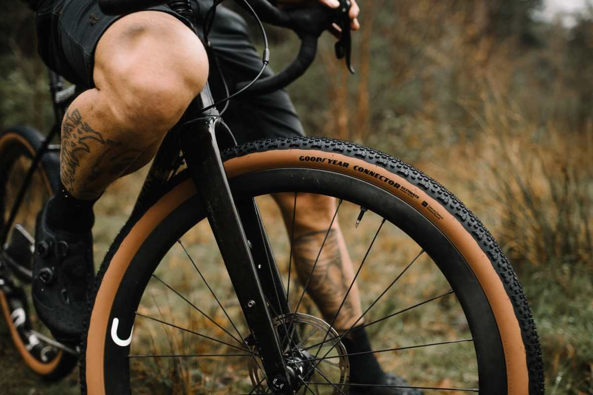 goodyear connector tan tire review