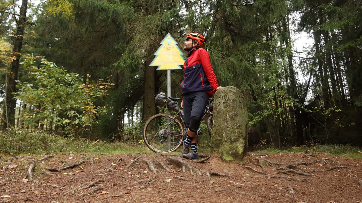 Grenzerfahrungen iron curtain bikepacking
