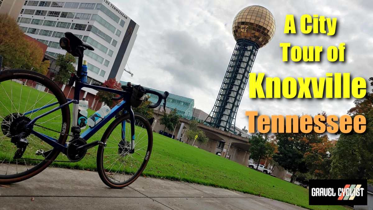 tour of knoxville tennessee