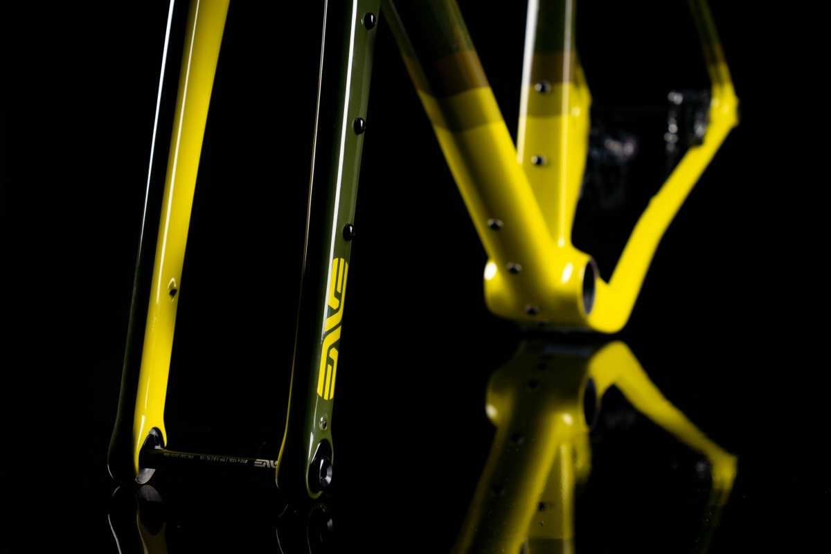 ENVE X OPEN WI.DE. Collaboration