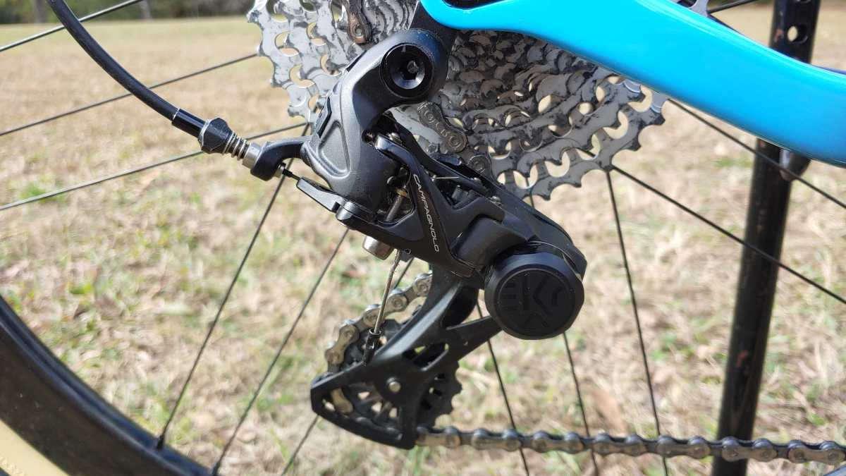 campagnolo ekar 13 speed groupset review