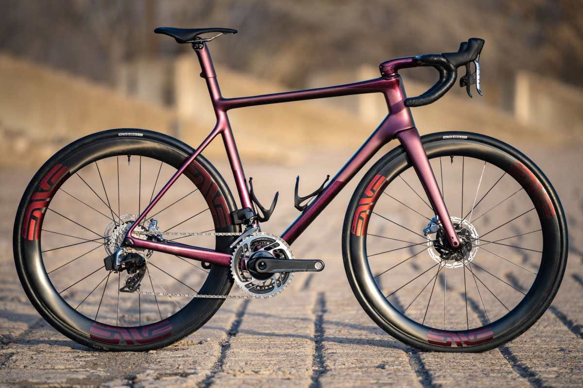 enve custom road bike review