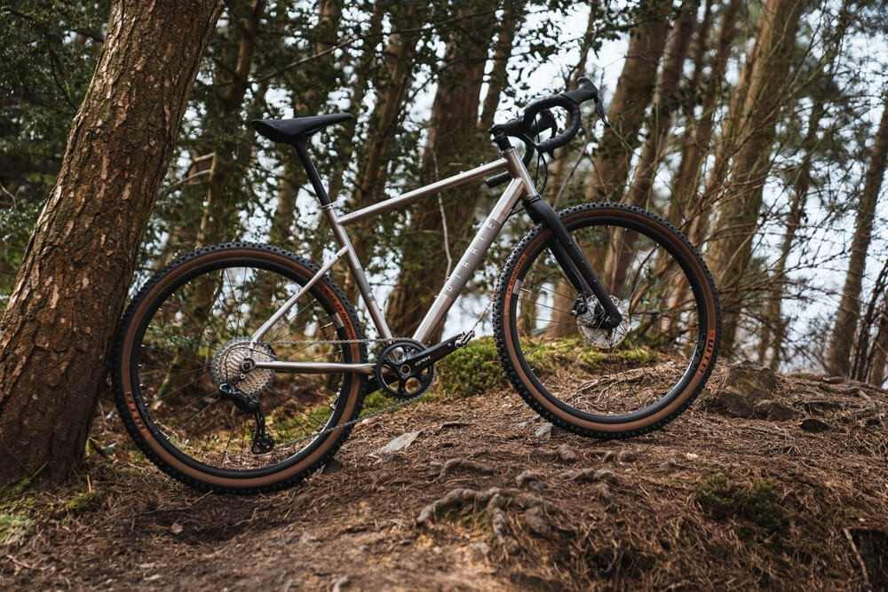 ribble cycles gravel titanium review
