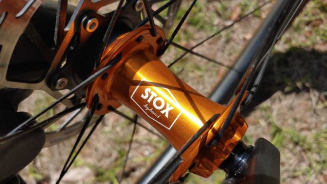 stox by hand gravel wheelset review