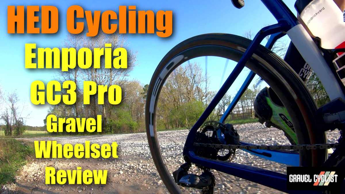 hed emporia gc3 pro wheelset review