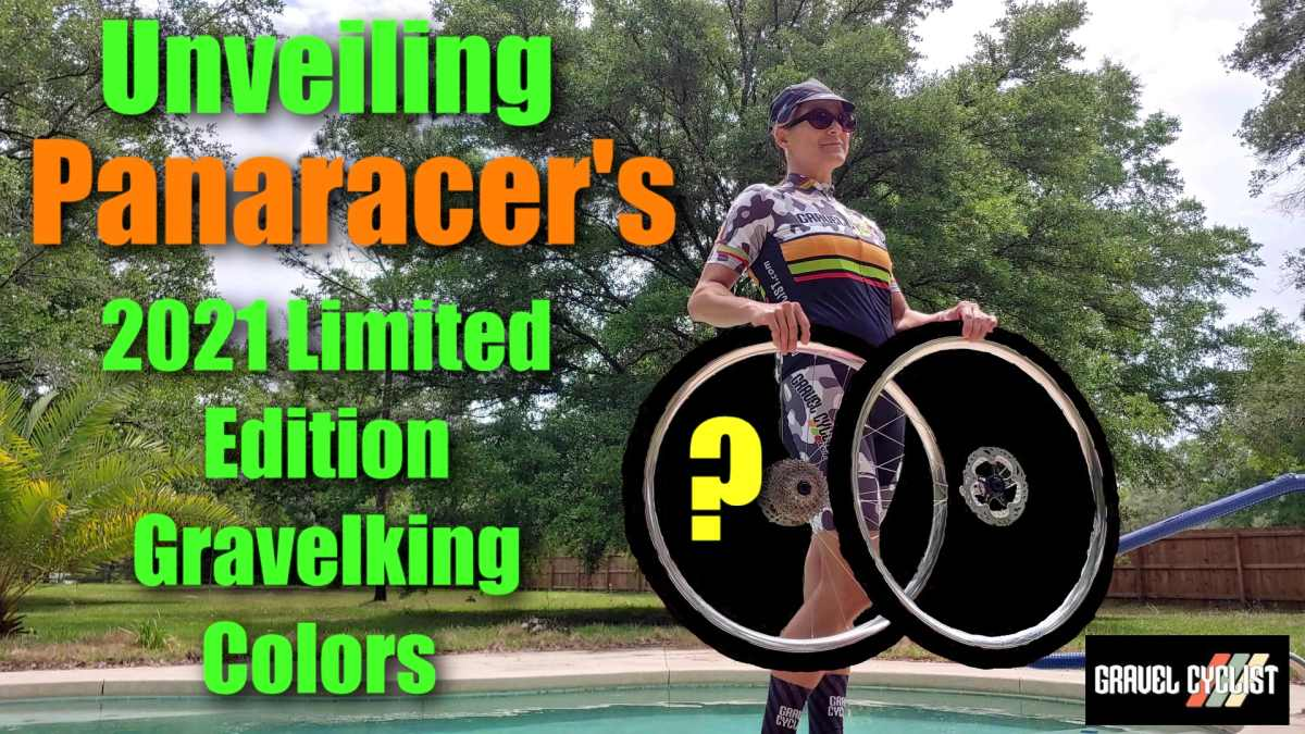 Panaracer Gravelking Limited Edition Colors 2021