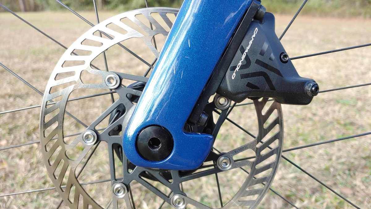 ridley kanzo fast review campagnolo ekar