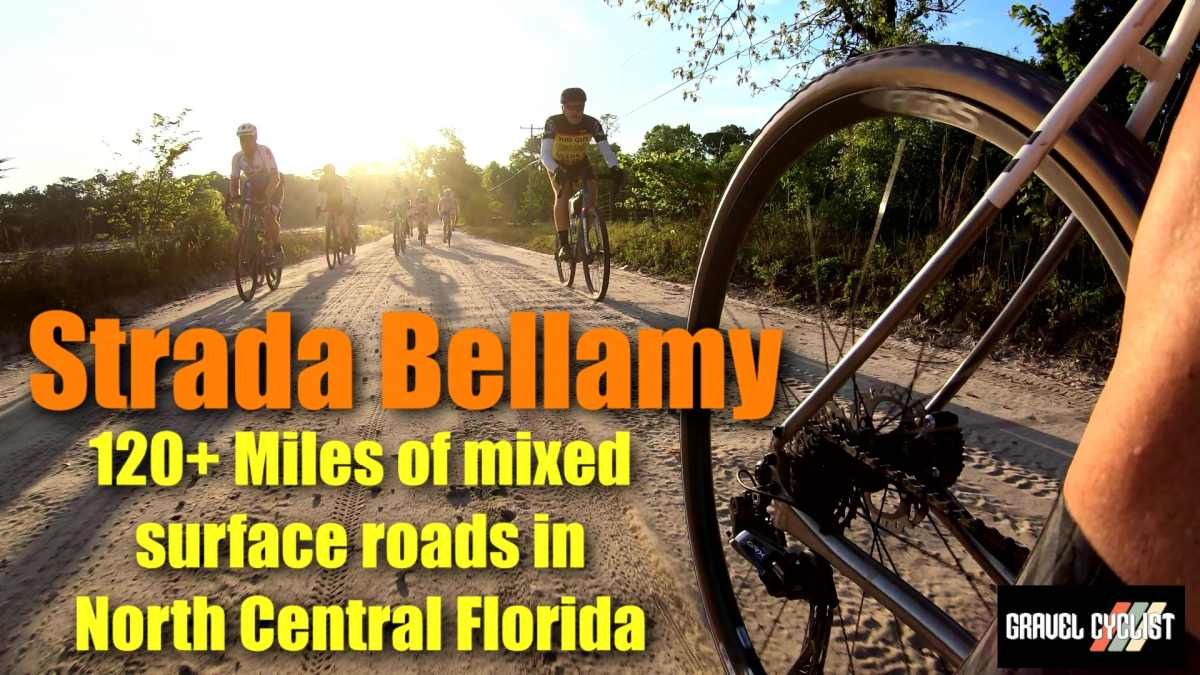 2021 strada bellamy ride
