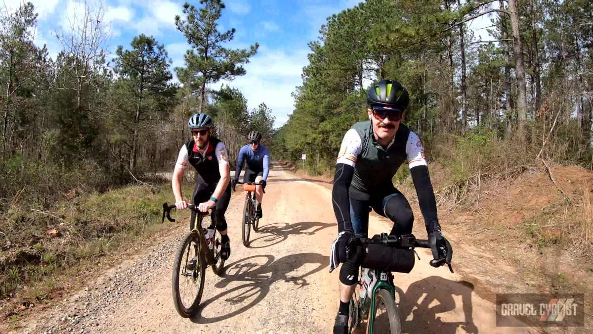 georgia gravel biking