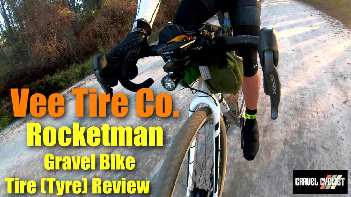 vee tire co rocket man gravel tire review