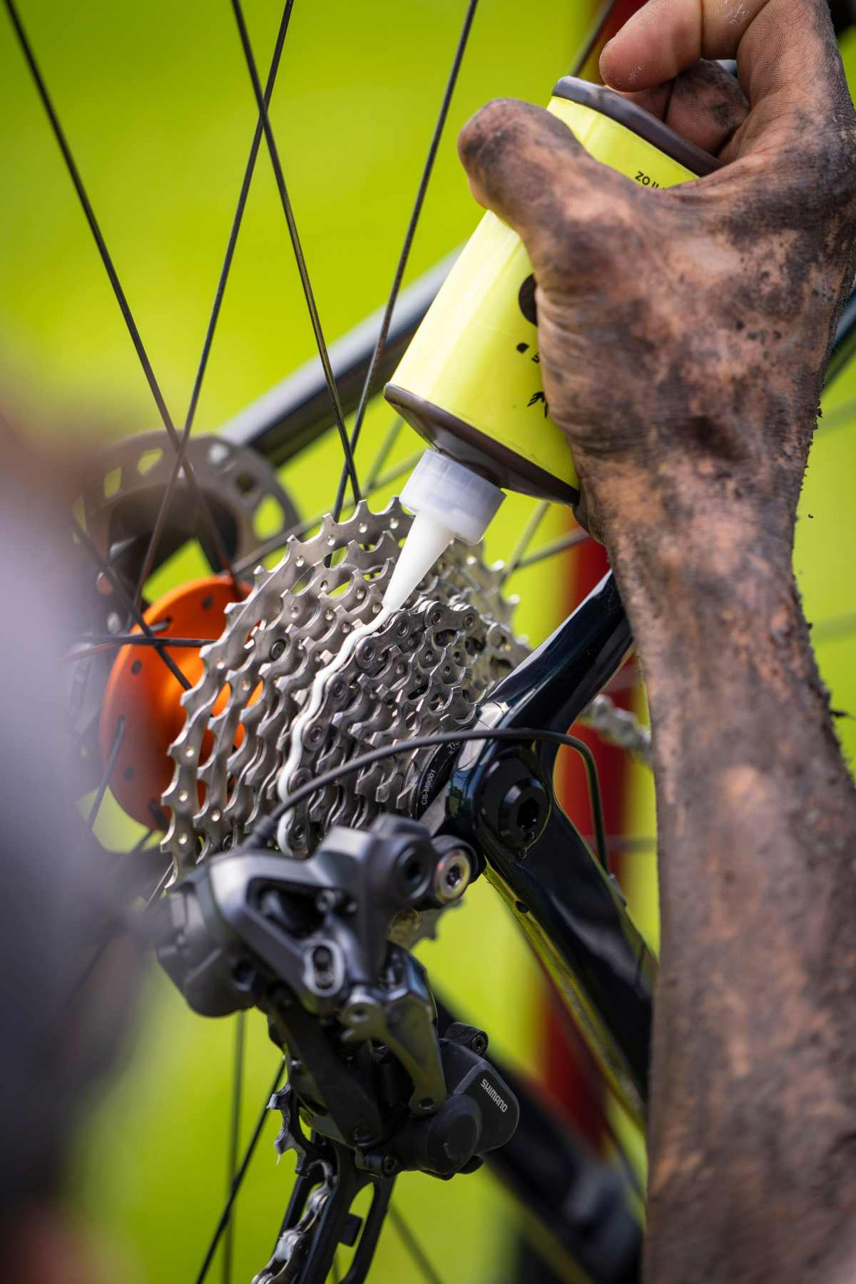 Allied Cycle Works GRAX Chain Lubricant review