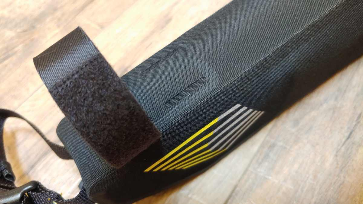 Apidura Racing Long Top Tube Pack Review