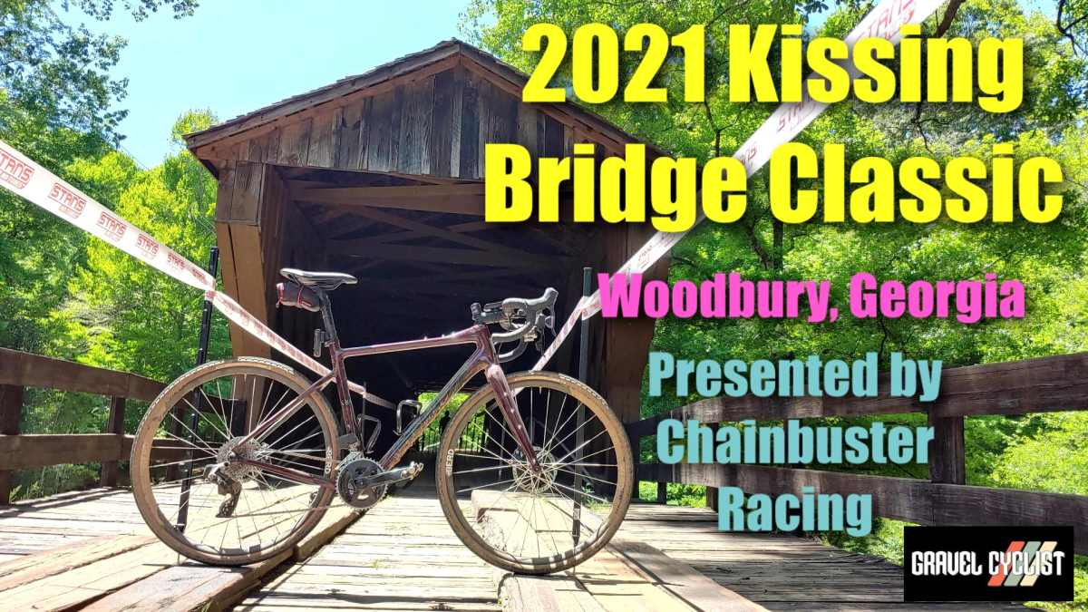 kissing bridge classic chainbuster racing