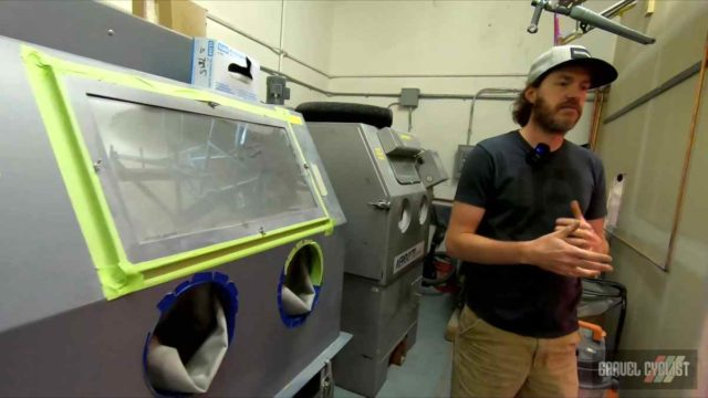 mosaic bicycles factory tour video