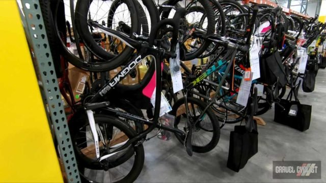 tour of the pro's closet and vintage bicycle museum