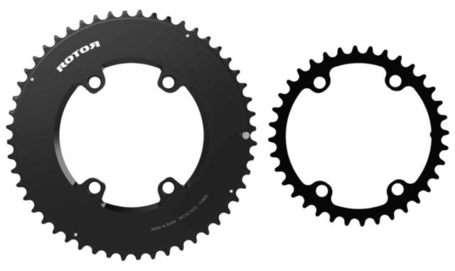 Rotor QRINGS compatible with AXS and GRX
