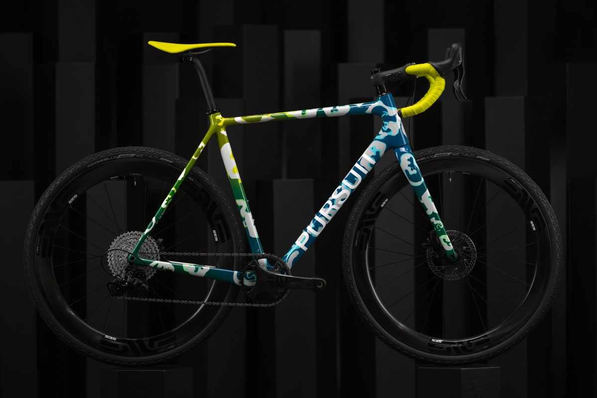 pursuit cycles all road review