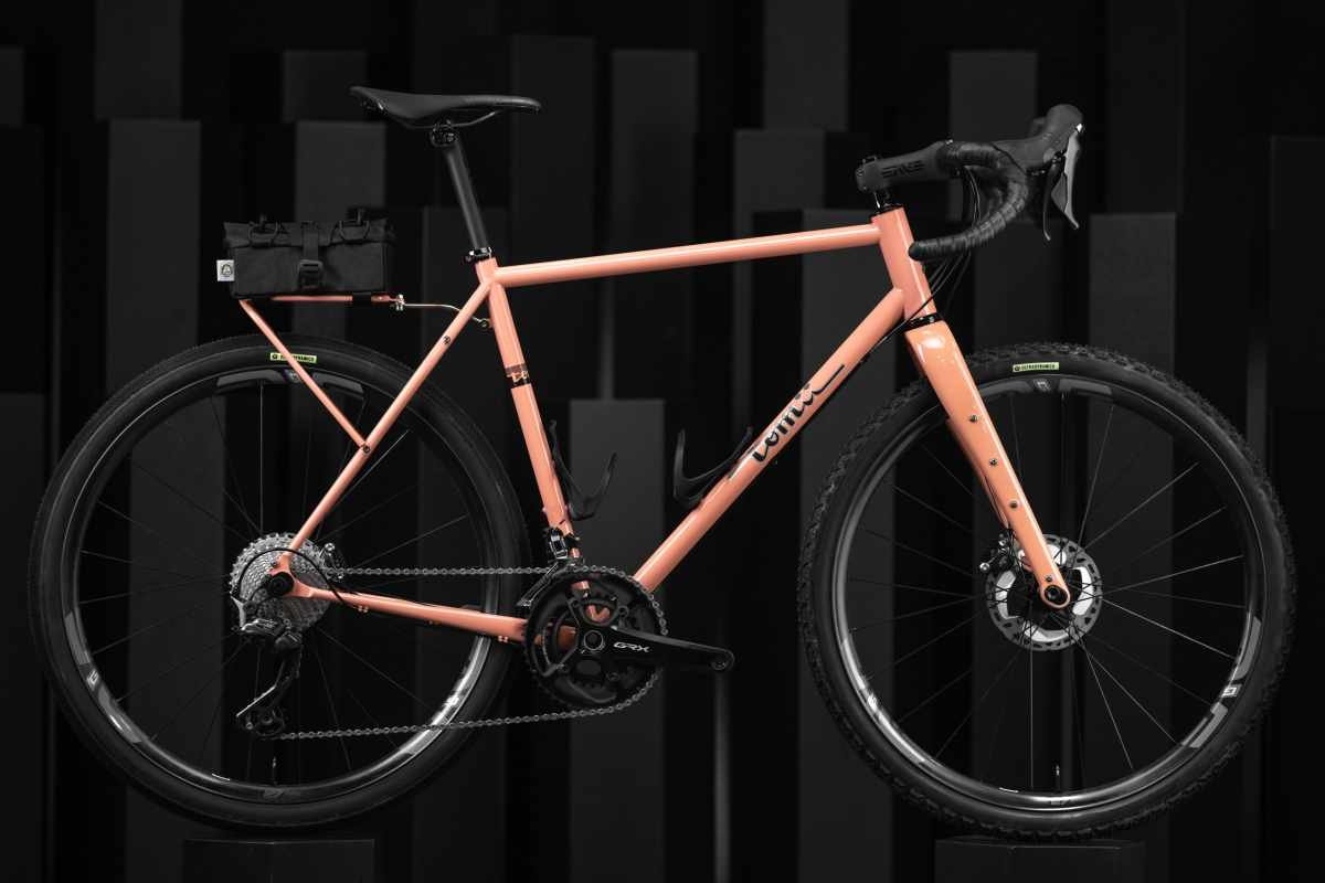 tomii cycles fat canvas adventure bike review