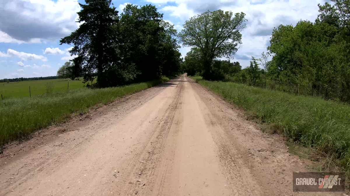 north central texas gravel cycling