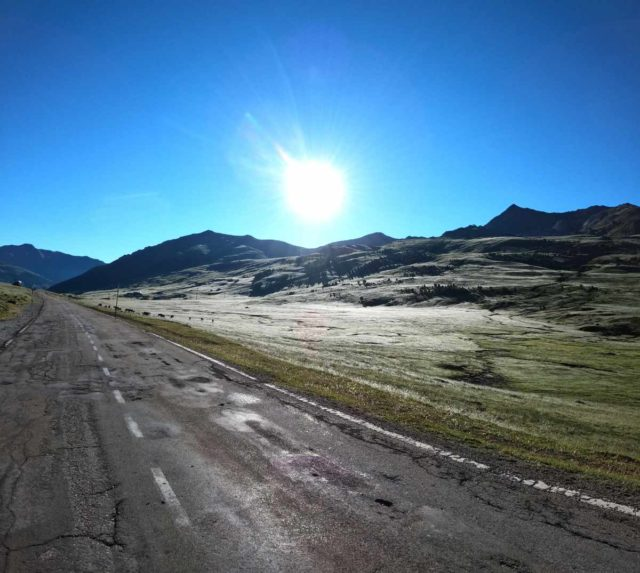 road to the badlands spain 2021