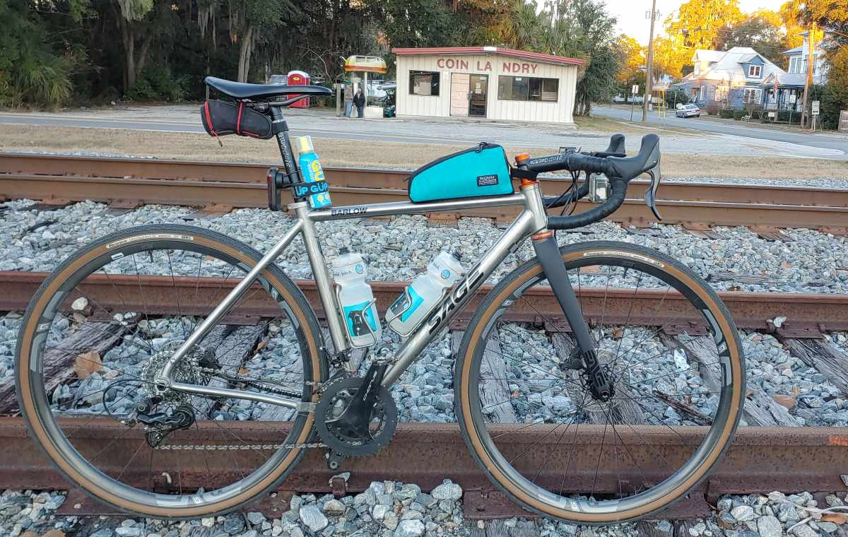 hellhole outfitters top tube bag review