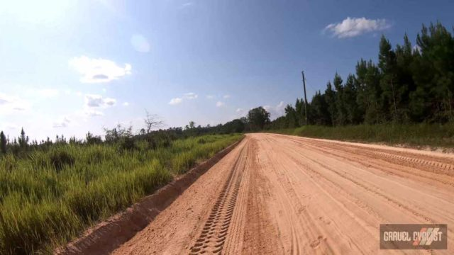 gravel cycling in western florida