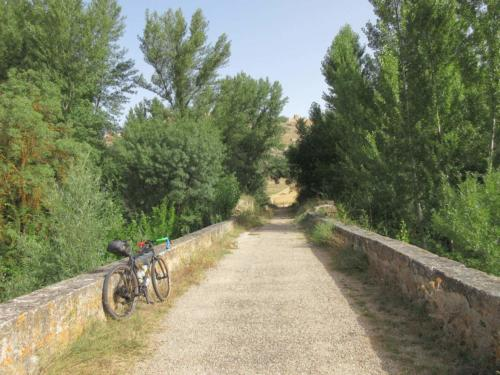 gravel cycling in spain
